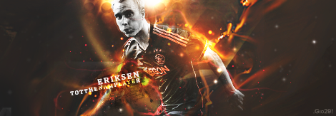Gio29 - Eriksen by SoccergraphicDEVIANT