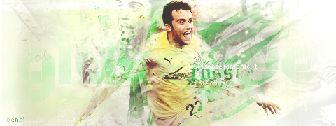 Benci - Rossi by SoccergraphicDEVIANT
