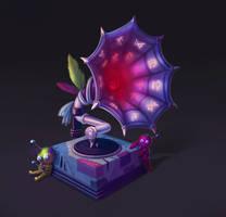 Vodoo gramophone