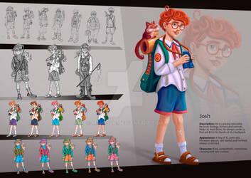 Josh (character concept)