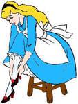 Cinderella...No...Alice