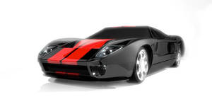 3D Ford GT