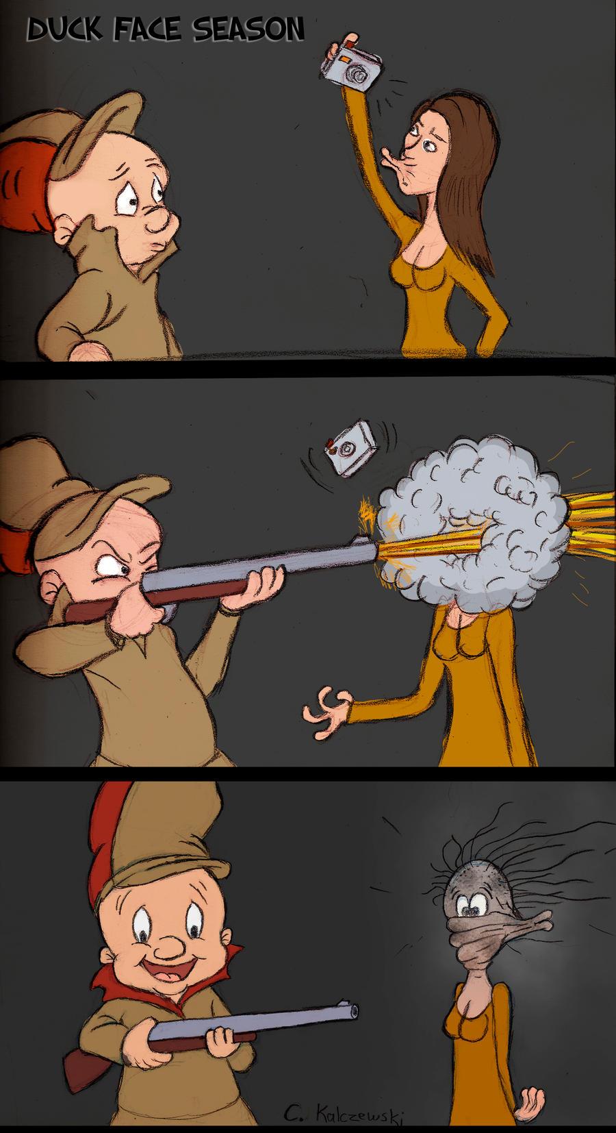Duck-Face Season