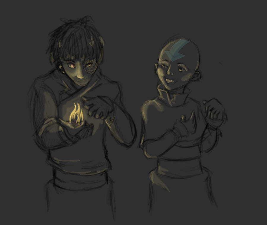 Aang's Guide - Aang's Fire Bending Teacher: Katara - Wattpad
