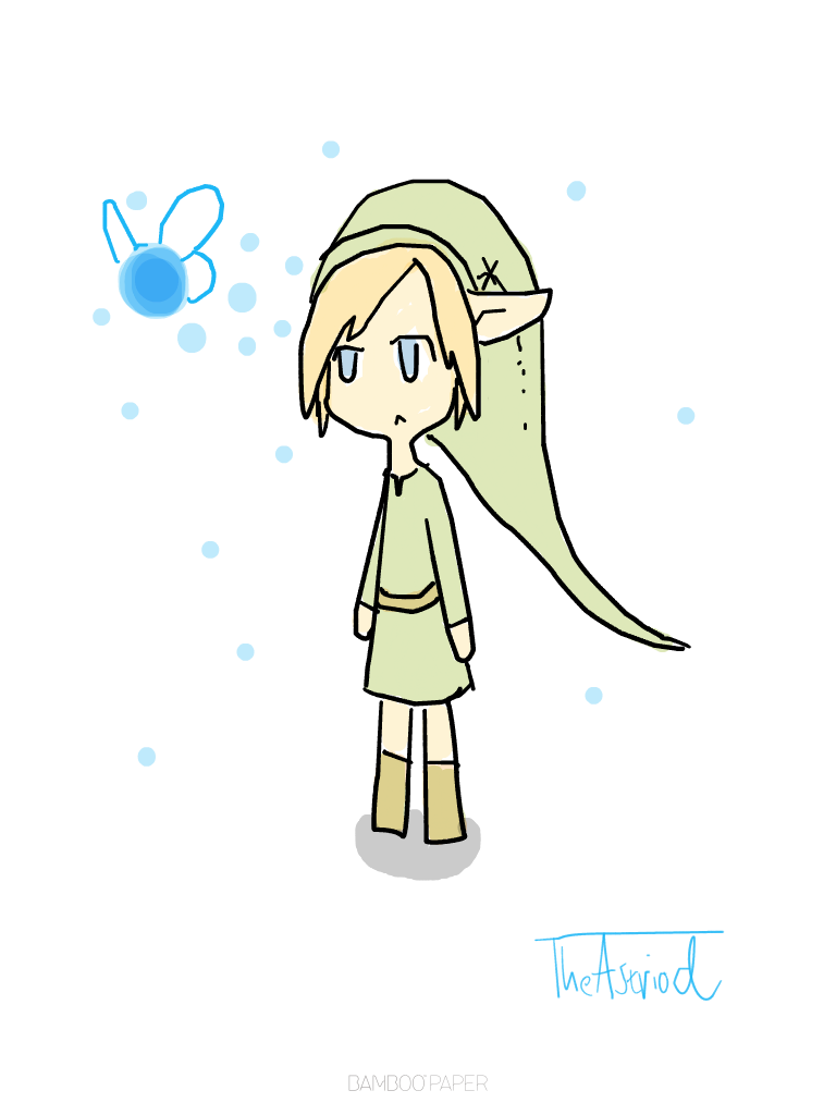 Link_ by theAstroid