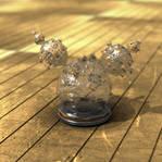 Glassbulb - Mandelbulb3D with Parameter