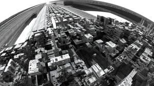 bigger city - Mandelbulb3D with Parameter