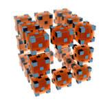 cubic light - Mandelbulb3D with Parameter