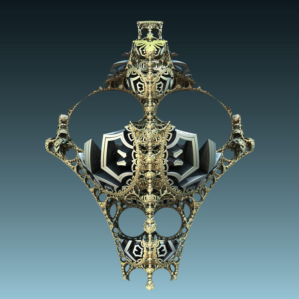jewellery - Mandelbulb3D with Parameter