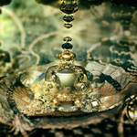 partly gold #2 - Mandelbulb3D with Parameter