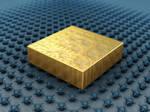 gold on amazingIFS - Mandelbulb3D with Parameter