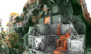 lowres ... Mandelbulb3D with Parameter by matze2001