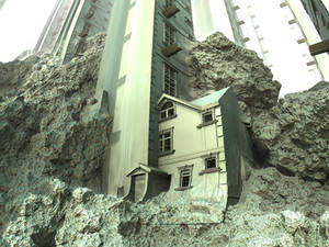 hillhouse - Mandelbulb3D with Parameter and Map
