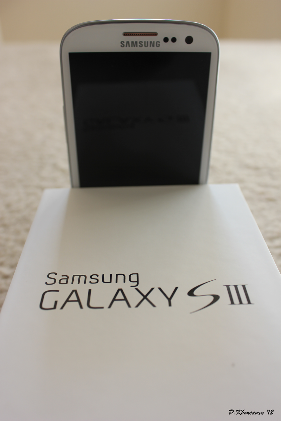 Samsung Galaxy S3 by sPamxD
