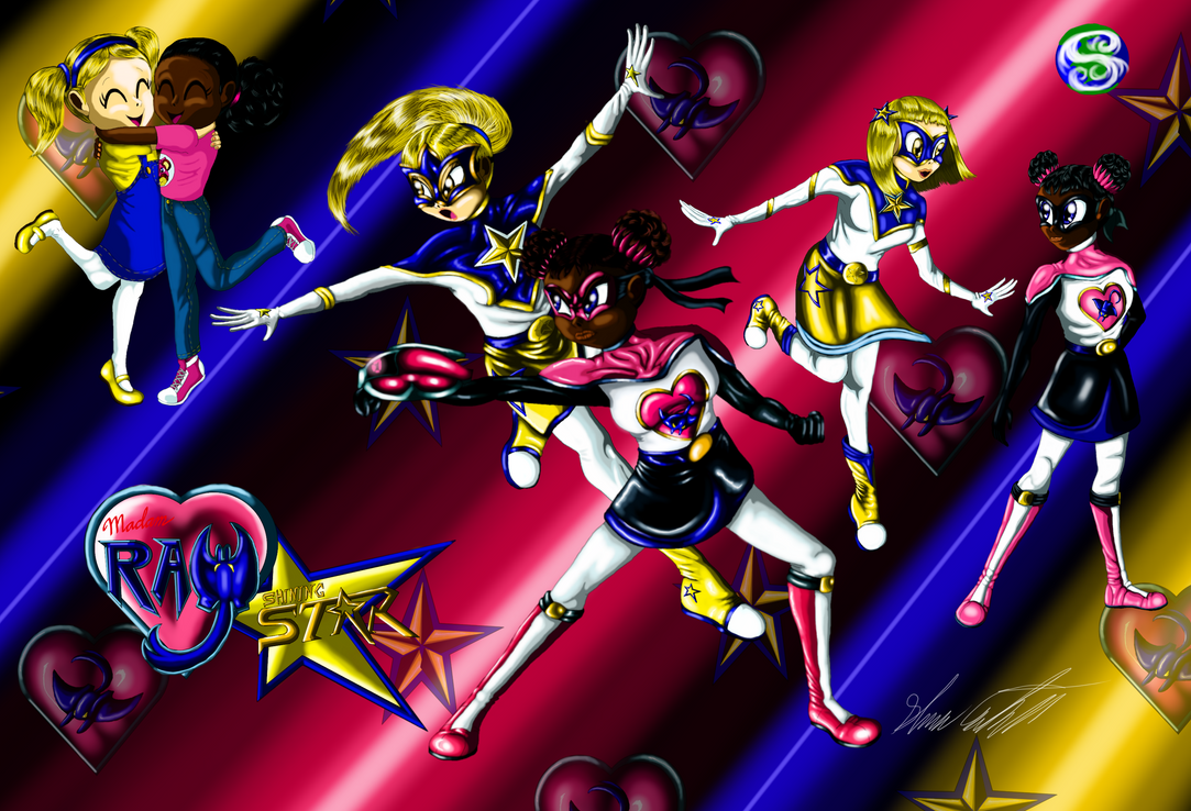 Super Besties by MrSman5