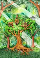 Forestland by MiaErrianIrielynn