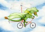 I'm flyyyying!