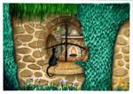 Hobbits window