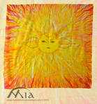 Sun by MiaErrianIrielynn