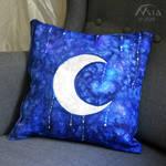 Moon pillow by MiaErrianIrielynn