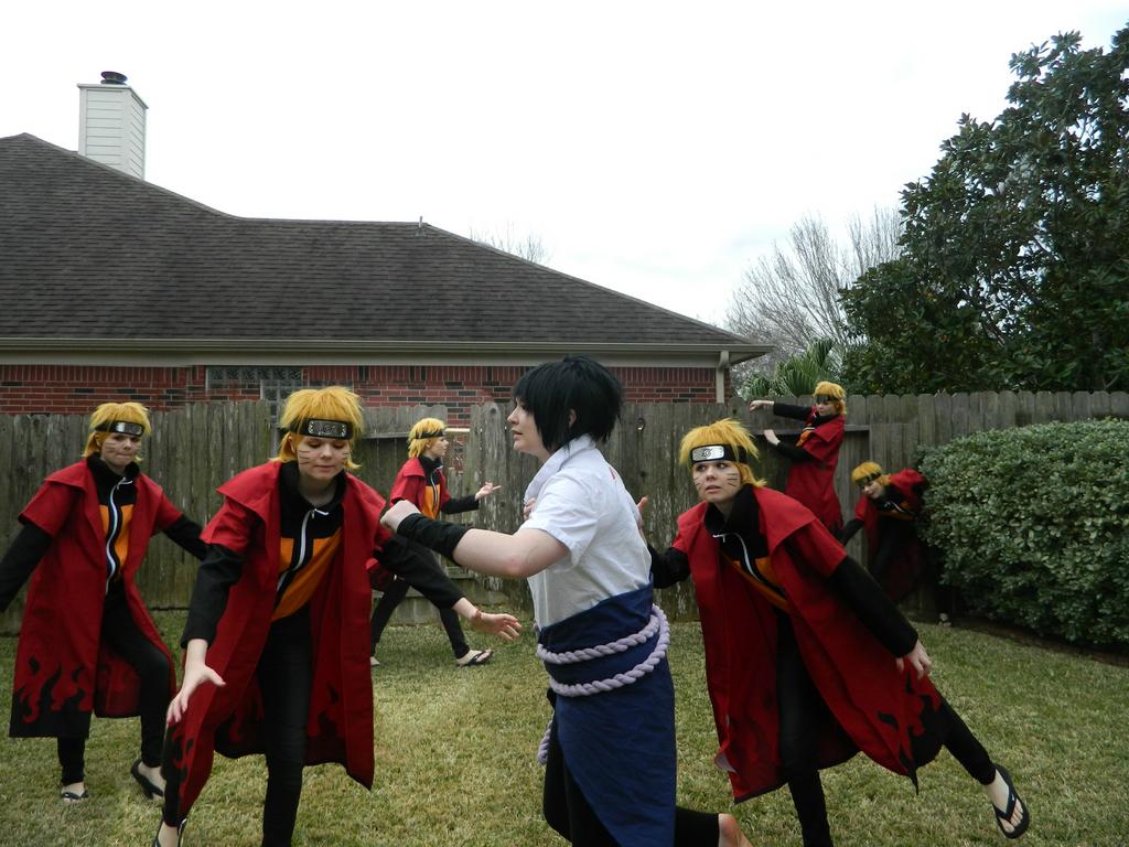 Get Sasuke! by NaruForeverSasu