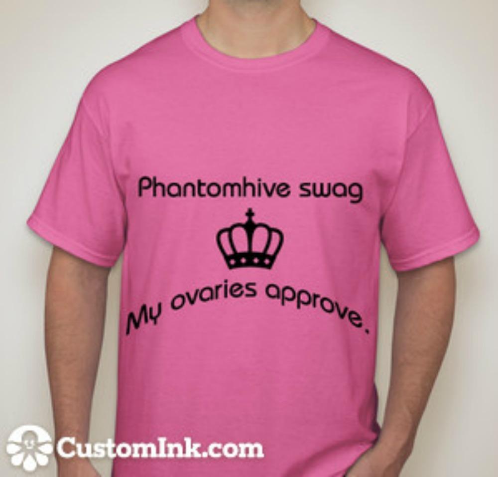 Phantomhive Swag Tshirt by NaruForeverSasu