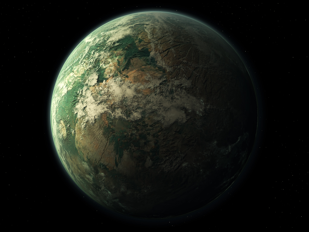 Mqo class planet by macrebisz on deviantart for Plante jungle
