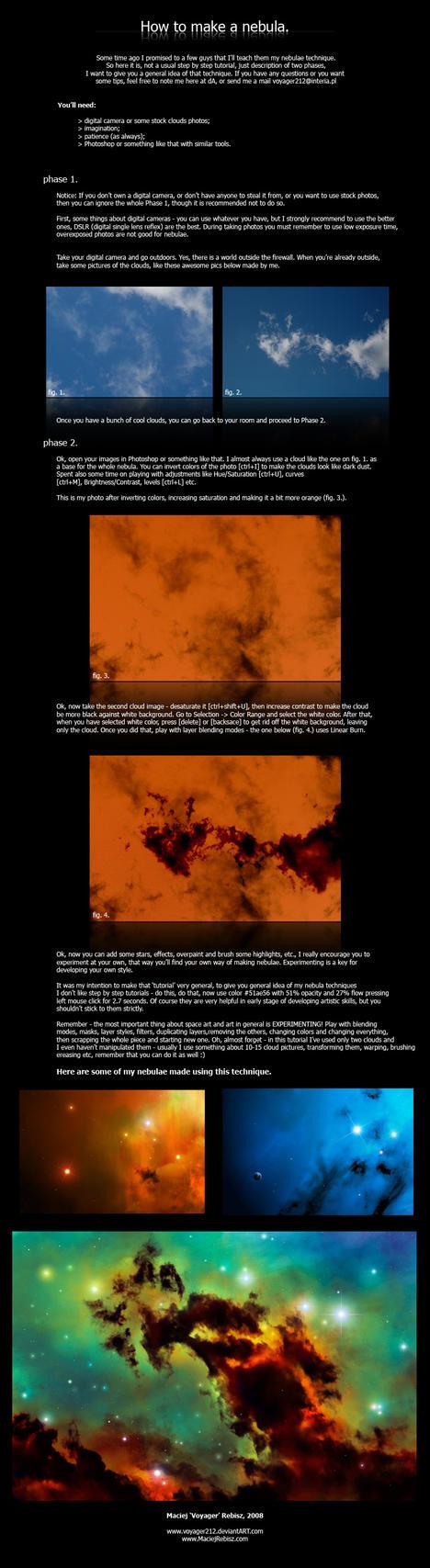 Nebula tutorial. by MacRebisz