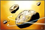 Space Chase by MacRebisz