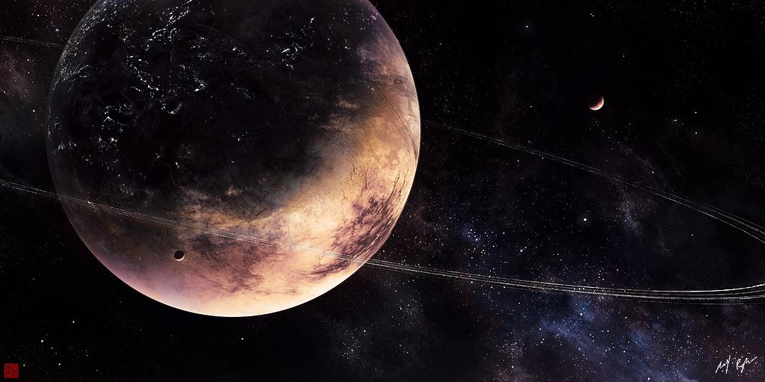 Planet by MacRebisz