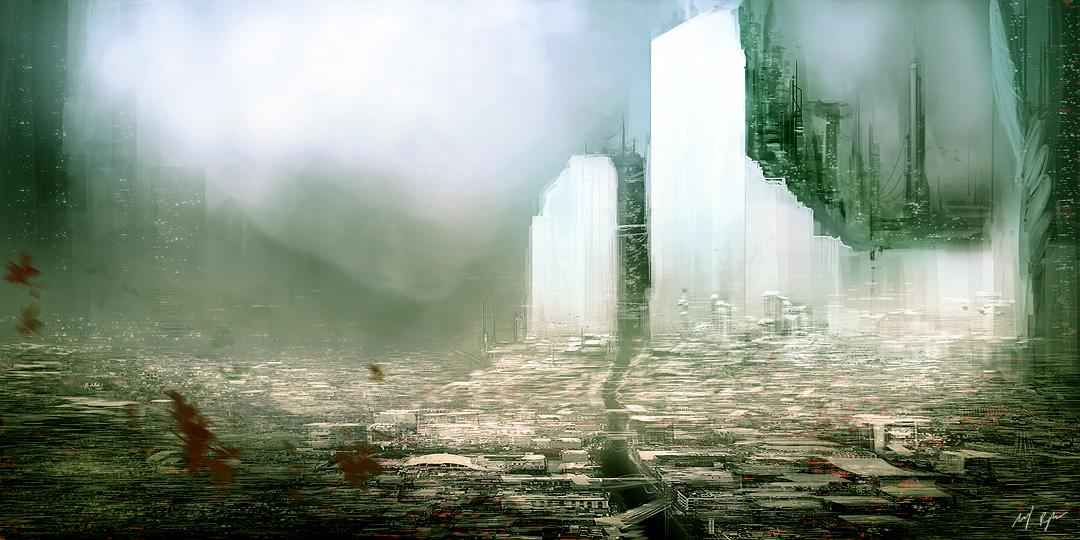 City concept 2 by MacRebisz