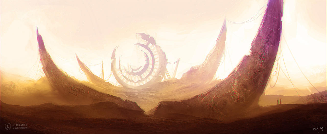 Remnants by MacRebisz