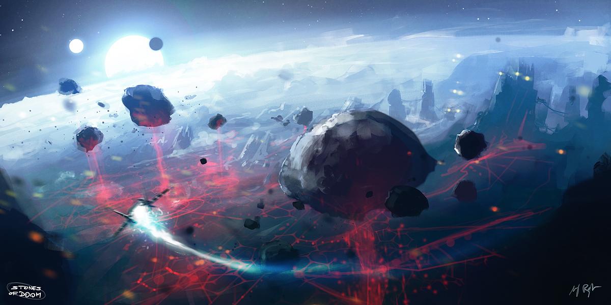 Stones of Doom by MacRebisz