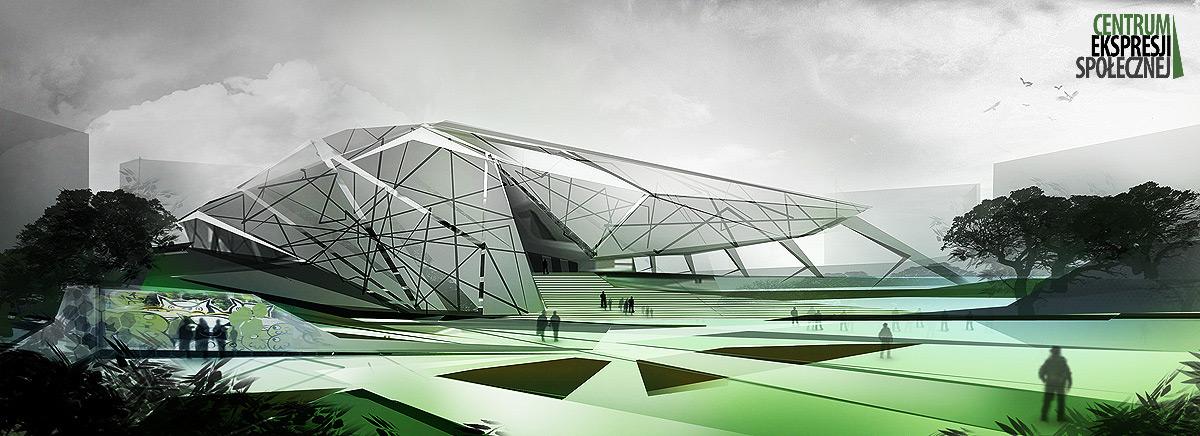 Social Expression Center by MacRebisz