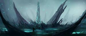 swamp by MacRebisz