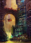 The Arch by MacRebisz