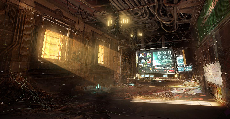 New Heartland Crusade Base HQ (New Age RP Location) Hideout_by_macrebisz-d527kcx