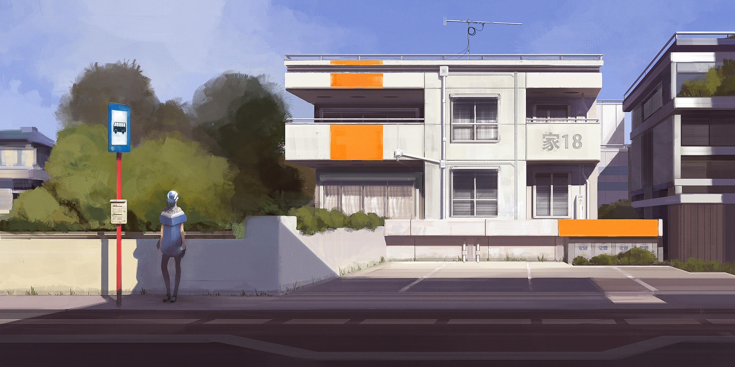 Tokyo House 18 by MacRebisz