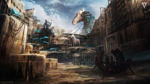 Godfire: Trojan Horses by MacRebisz