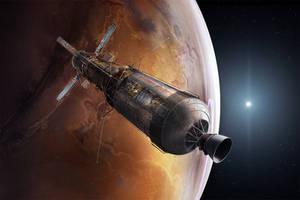 Martian Rust by MacRebisz