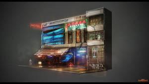 Project Sunlight: Street building 3