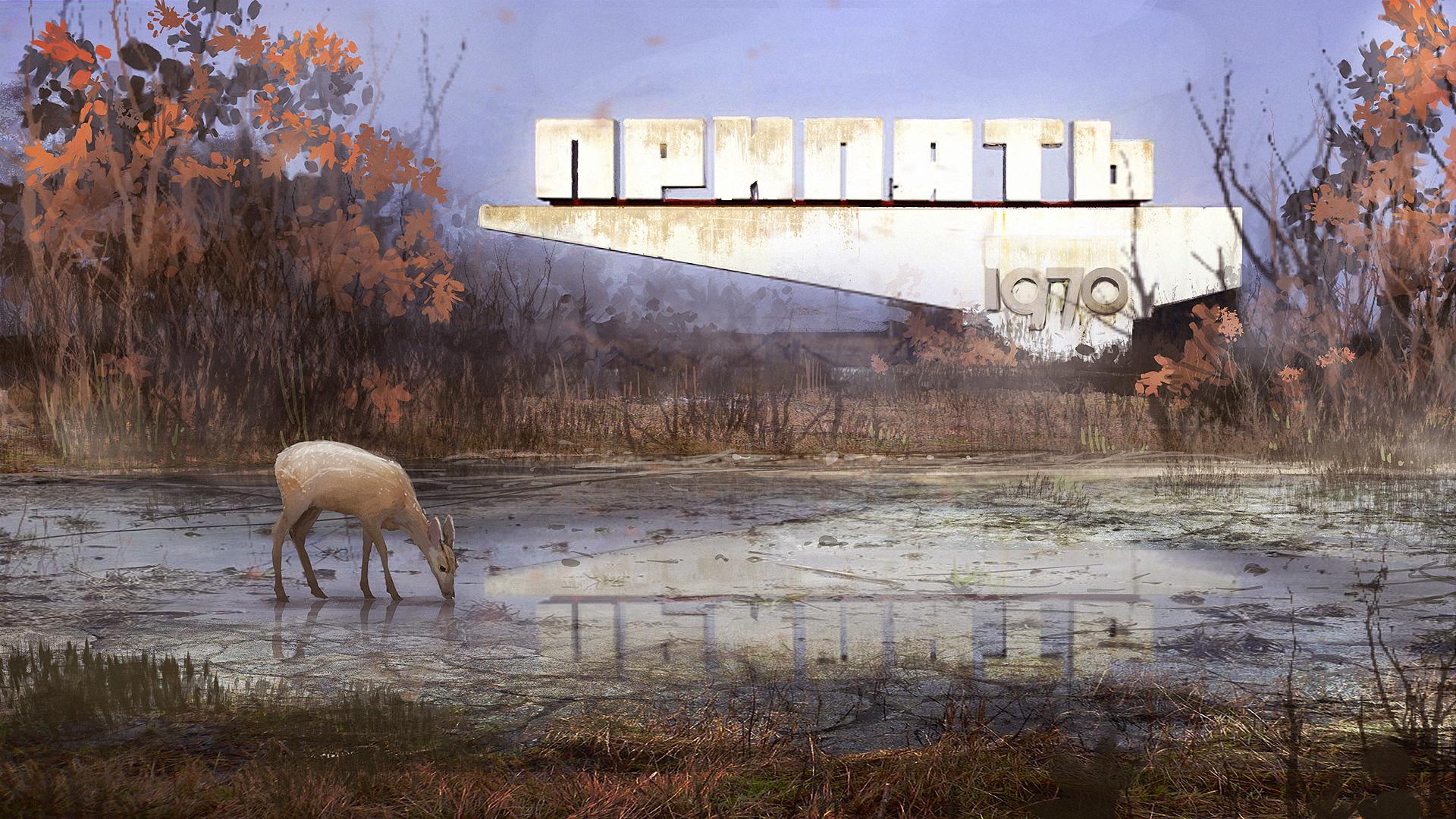 Welcome to Pripyat by MacRebisz