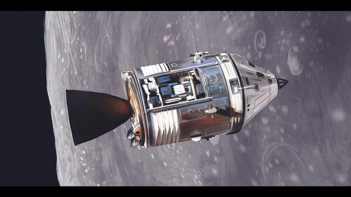apollo 15 spacecraft instruments - photo #14