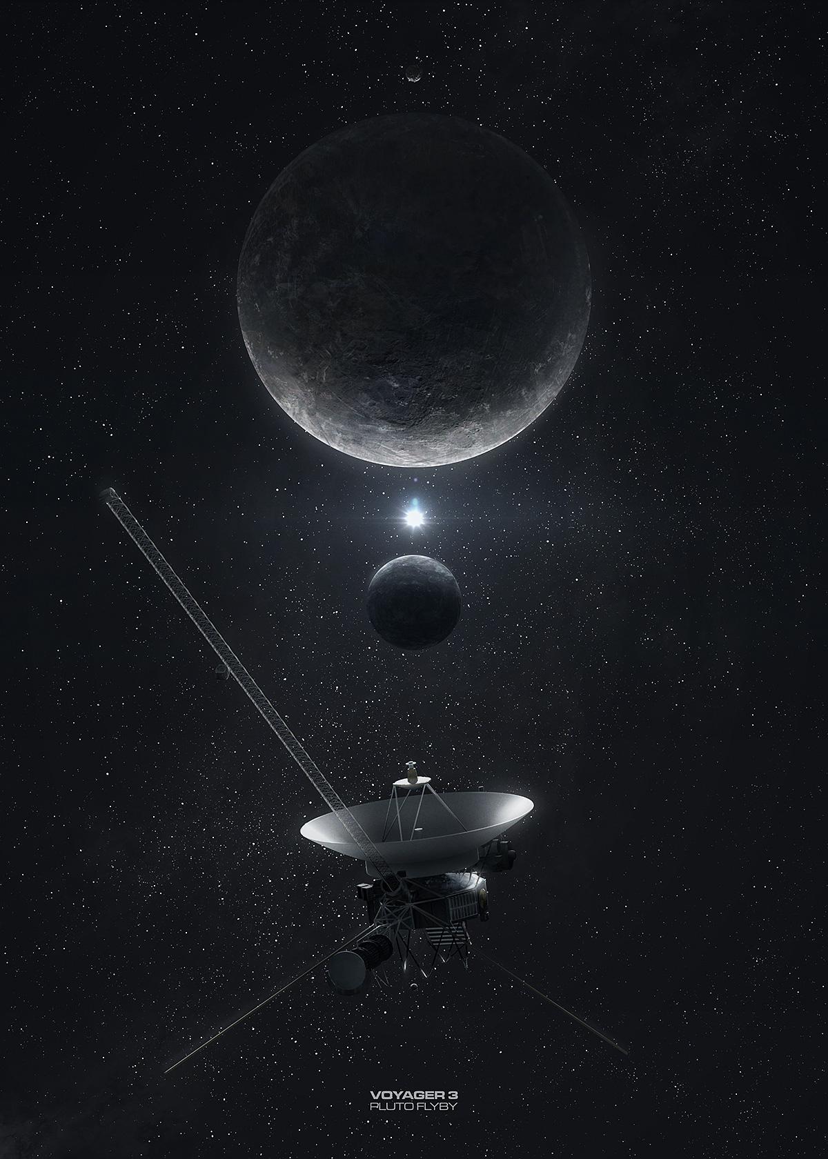 pluto voyager probe - photo #3