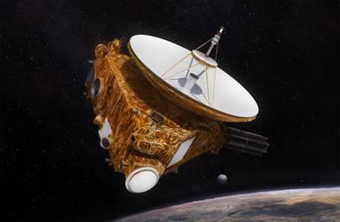 New Horizons by MacRebisz