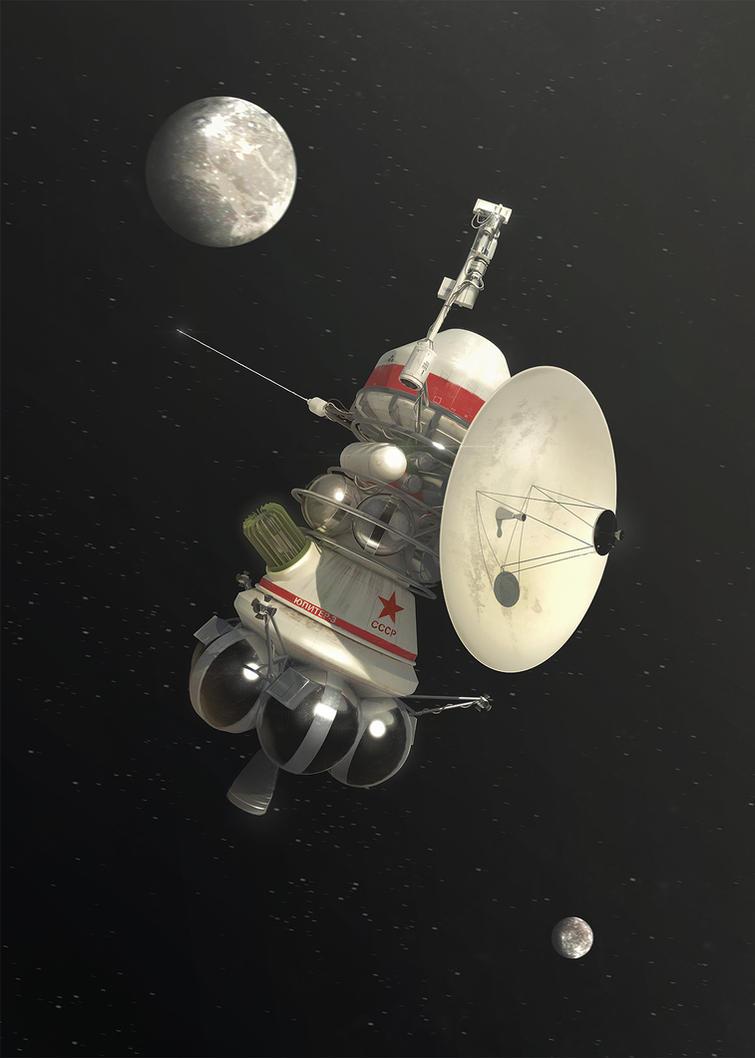 Yupiter 3 by MacRebisz