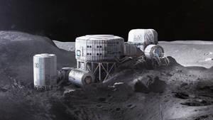 Twardowsky's Moon habitat