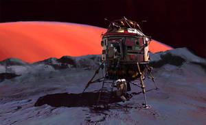 Space That Never Was short film concept 2 by MacRebisz