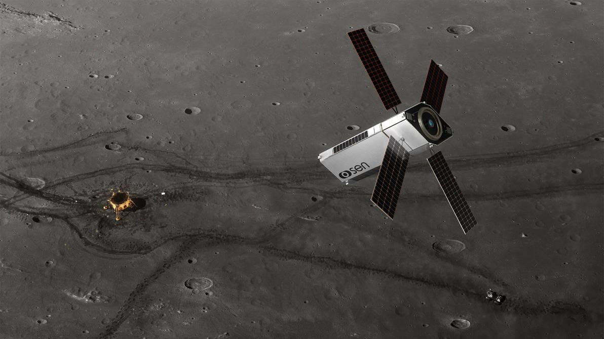 Sen Satellite 1 by MacRebisz