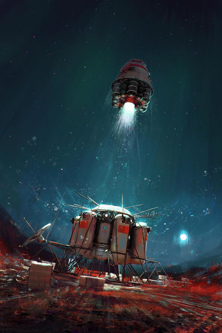 Ambition 1 Ascent by MacRebisz
